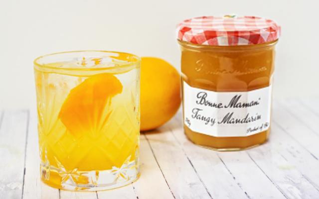 Bonne Maman Marmalade Gin Tonic
