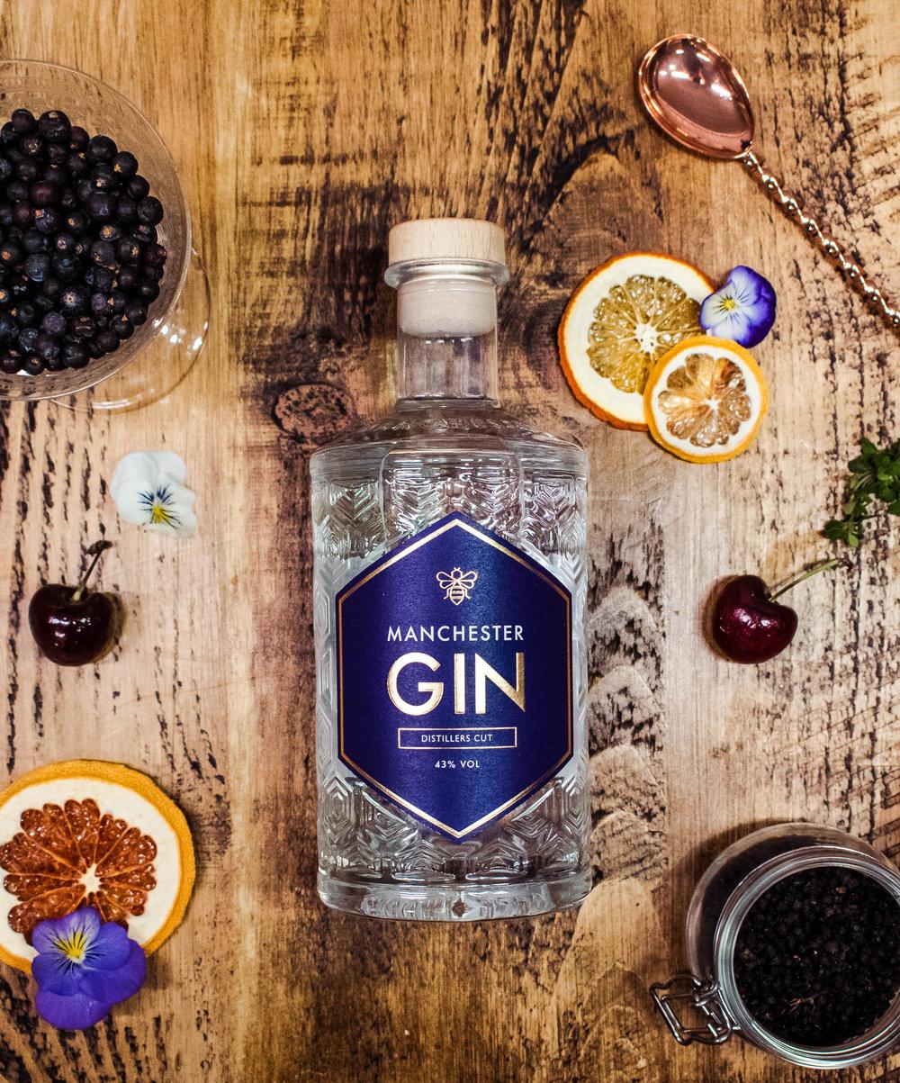 Manchester Gin Distillers Cut