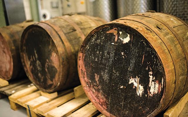 Gin Barrel for akvavit
