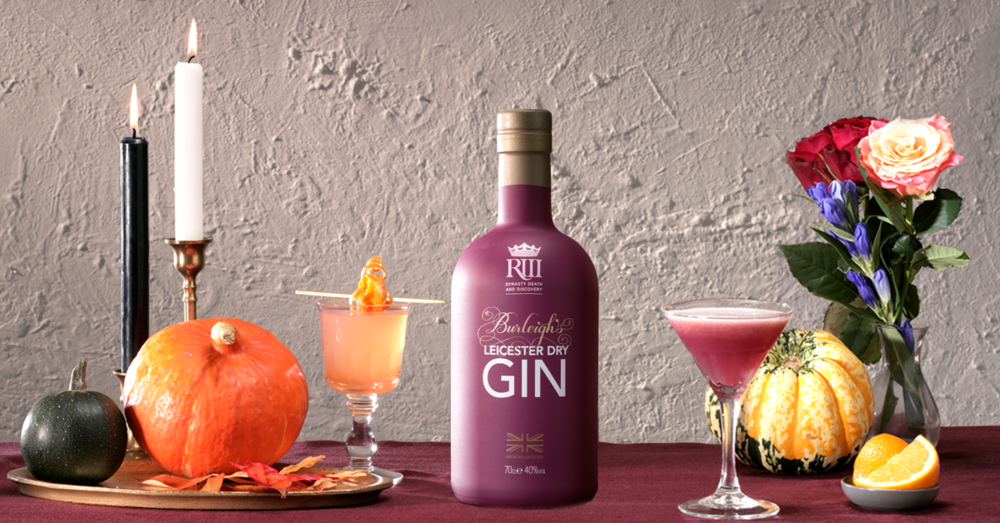 Burleighs Richard III Gin