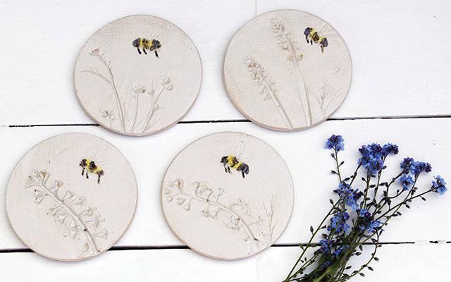 Bumblebee+Wildflower+coasters.png