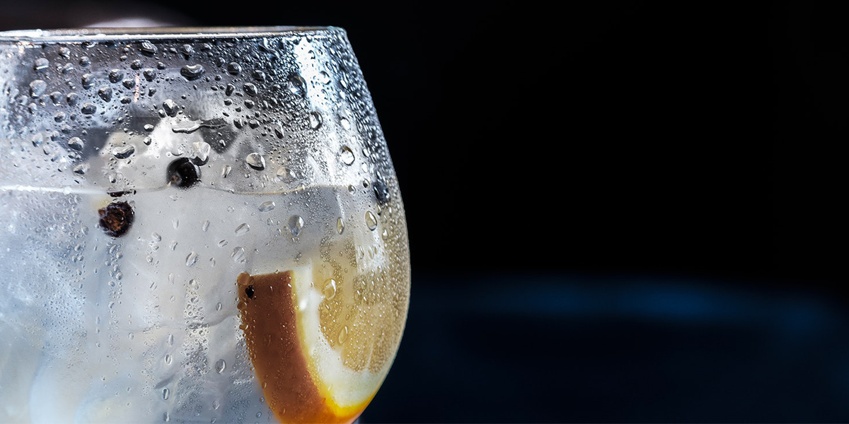 No contest! A gin and tonic is the best thing you can drink