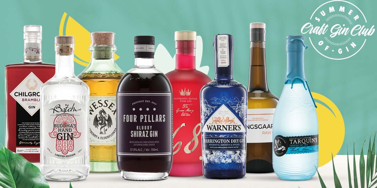 50 best gins to try before you die — Craft Gin Club | The