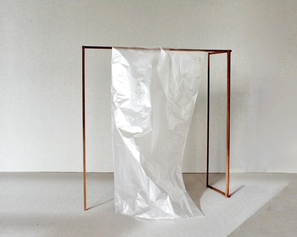 Luoghi da abitare. Scale model. W  ood, plastic 3  00 x 300 l 300 x 80 cm.   2014.15