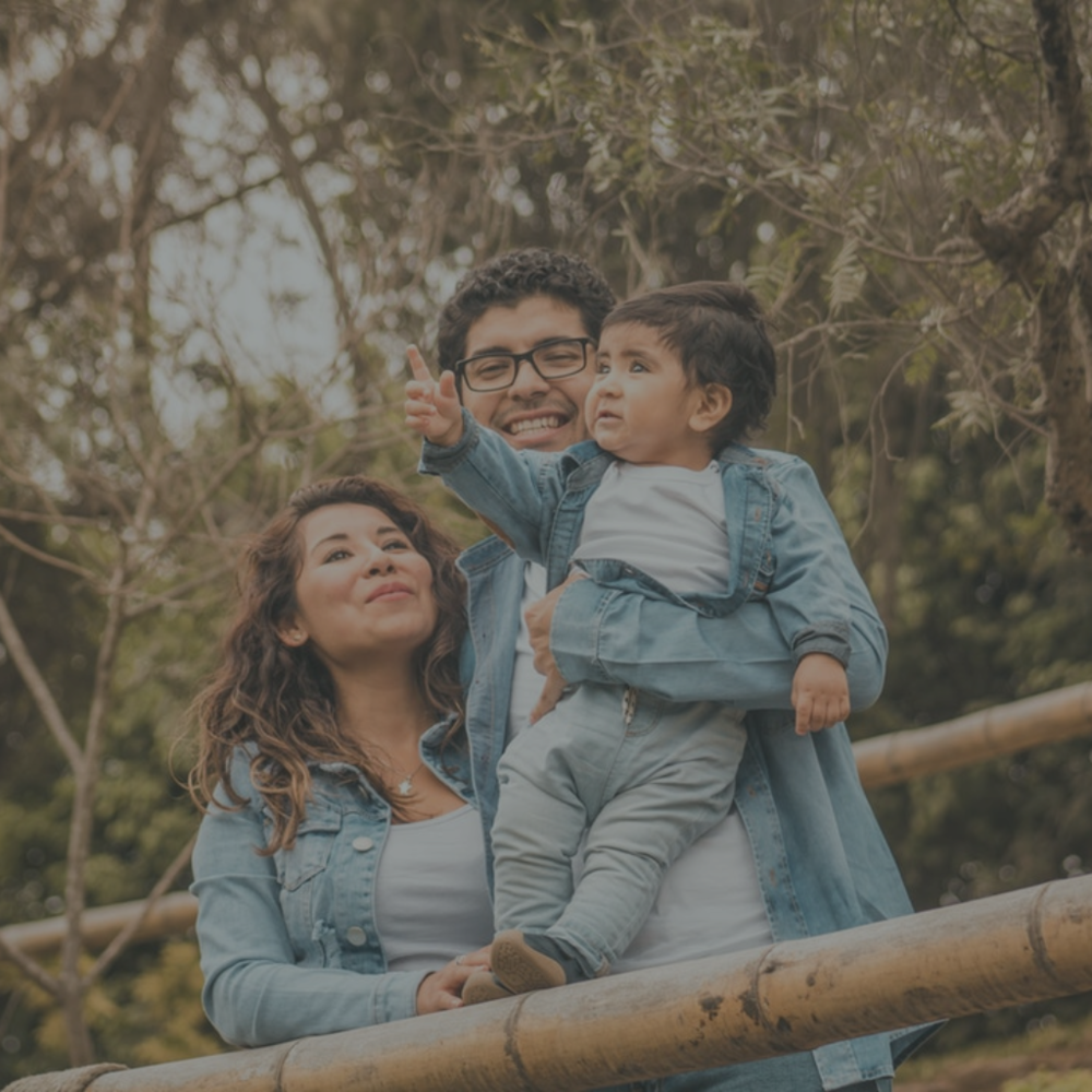Young Expat Family   You're an expat posted abroad for a number of years with a young family