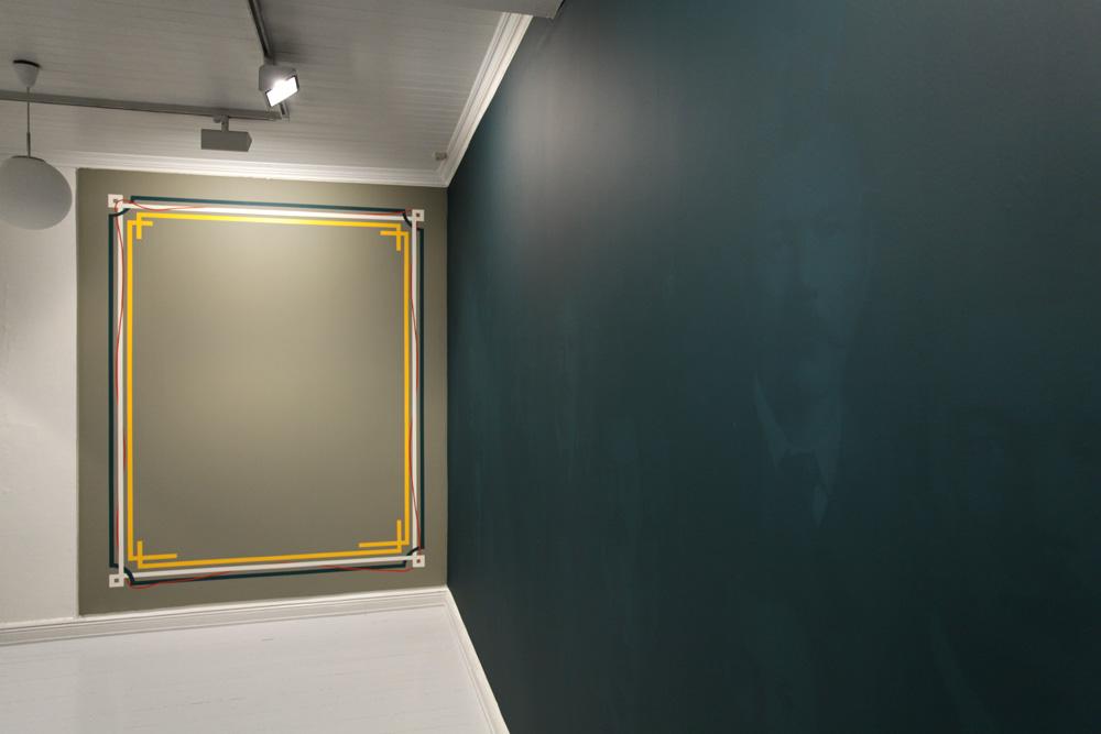 19.11 - 11.12.2011 «THE COMPLETE GUIDE TO GHOSTS & HAUNTINGS» Kunstnerhuset, Sortland