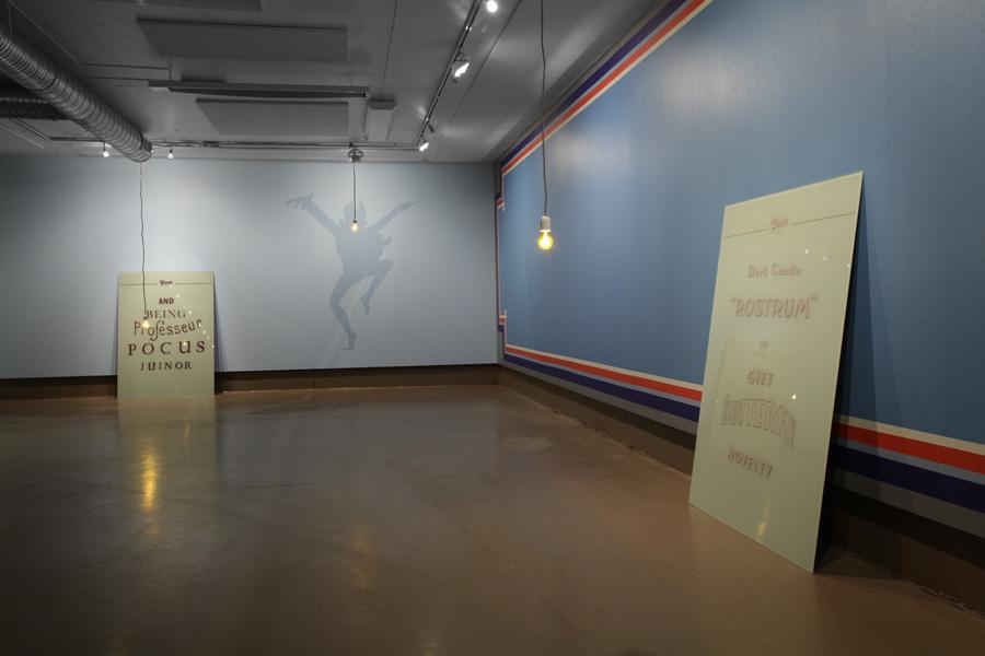 05.03 - 27.03.2011 «BOTTLE POLKA» Alta Kunstforening
