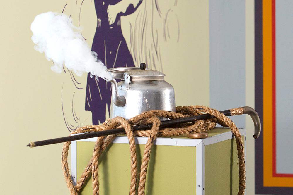 10.02 - 06.03.2011 «ICKE TRO, FÖRST SE!» Saltdal Kunstforening