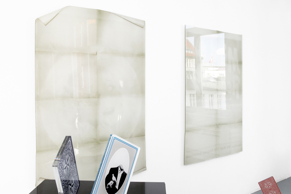 25.06 - 31.07.2010 «THE SHOW WITH NO NAME» Galerie Jette Rudolph, Berlin