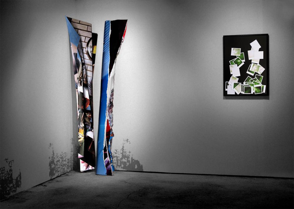19.09 - 18.10.2009 «LARS MORELL» Kunstmuseet Kube, Ålesund