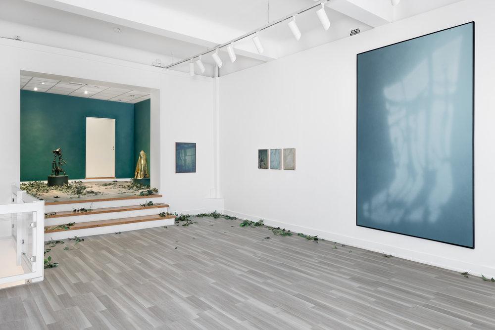 01.11 - 24.11.2018 «Tåkeleser» QB Gallery, Oslo