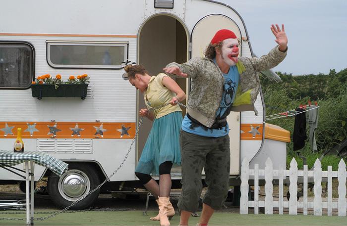 'Schmiere' - 2007  In regie en productie van Gienke Deuten en Bram de Goeij.
