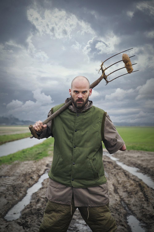 Aardappelvreters is een coproductie met Silbersee en Slagwerk Den Haag en is te zien op:  31 mei t/m 9 juni op  Karavaan Festival  15 juni t/m 24 juni op  Oerol