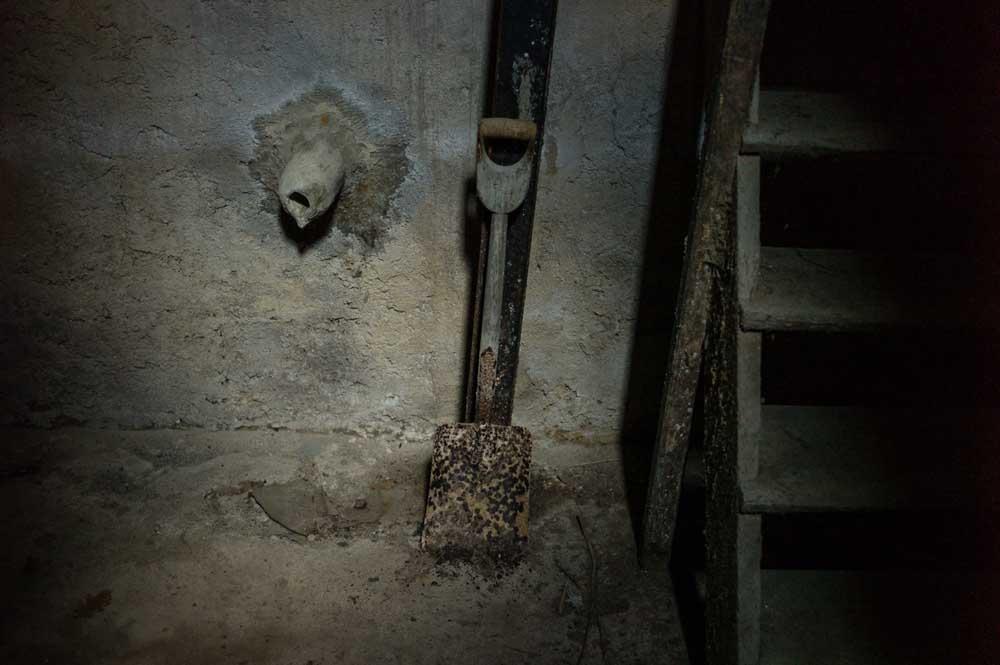 Annina: Madonna Delle Grotte 80 -  August 2014