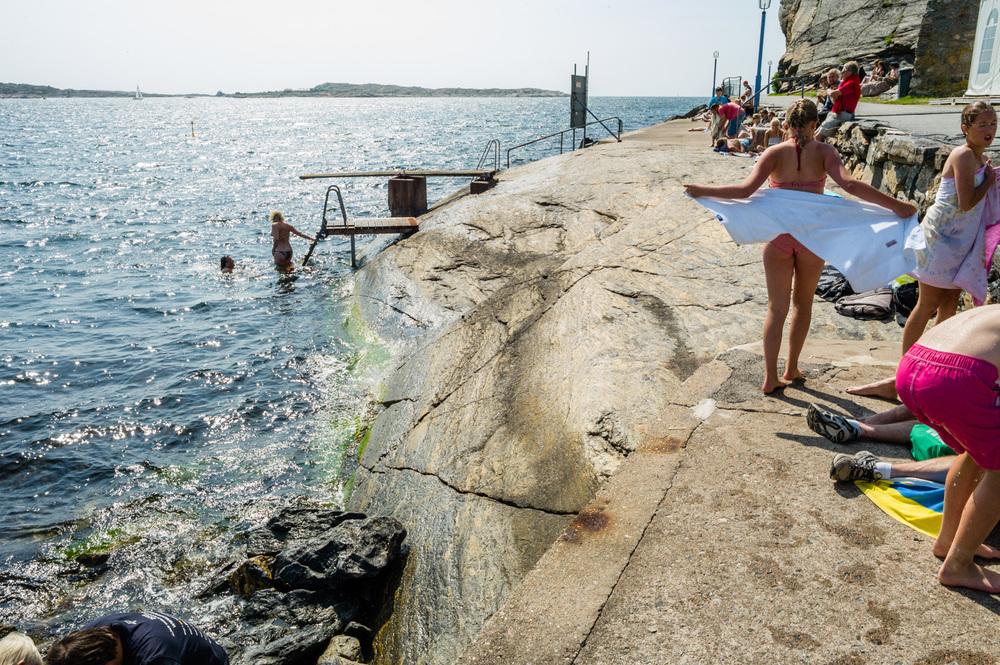 Marstrand : July 2013