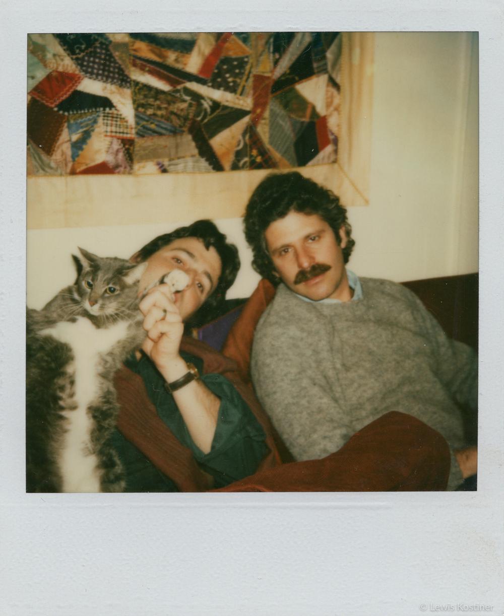 Michael Abramson & Lewis Kostiner, Chicago, 1980's