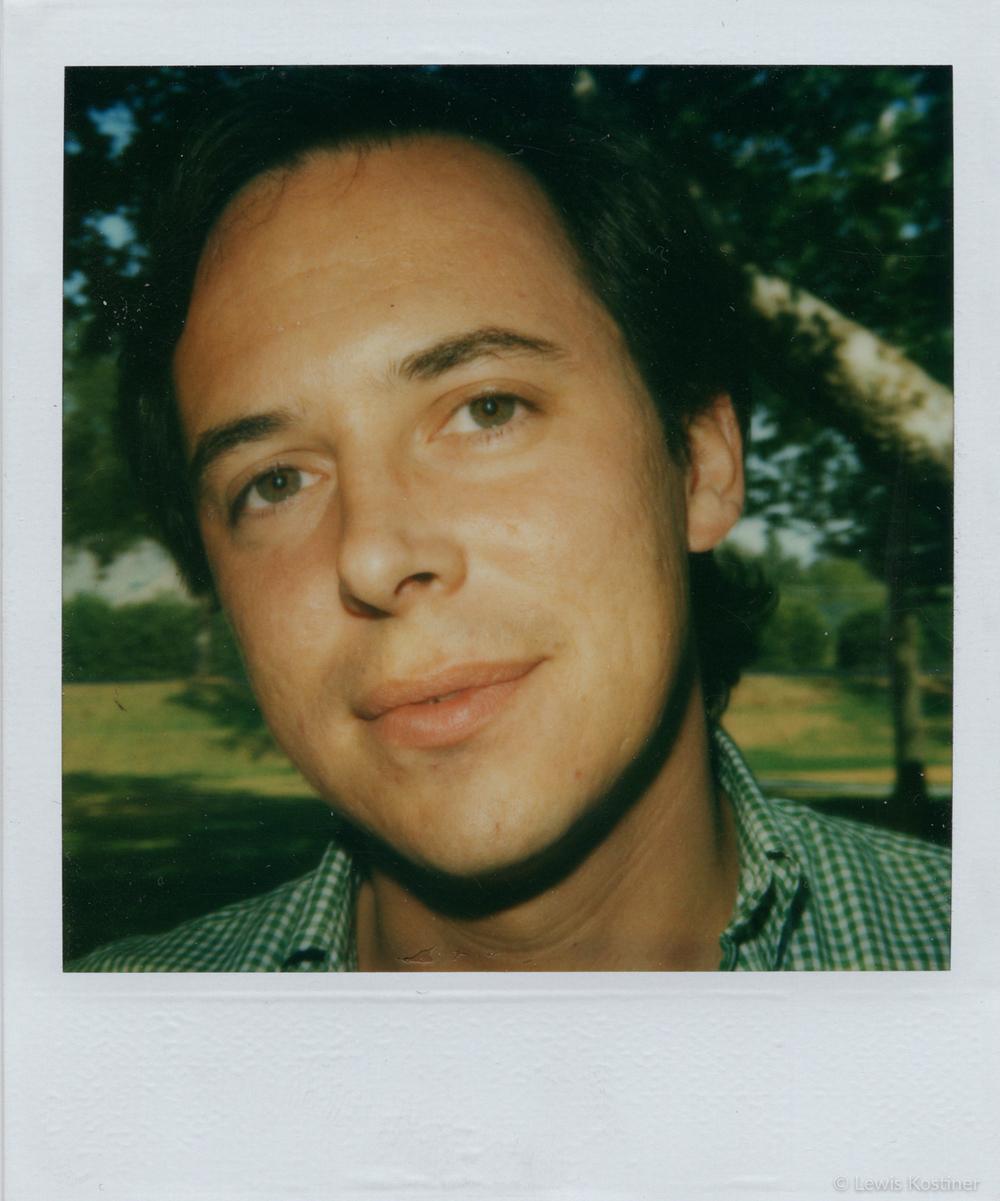Charles Desmarais, California, 1983