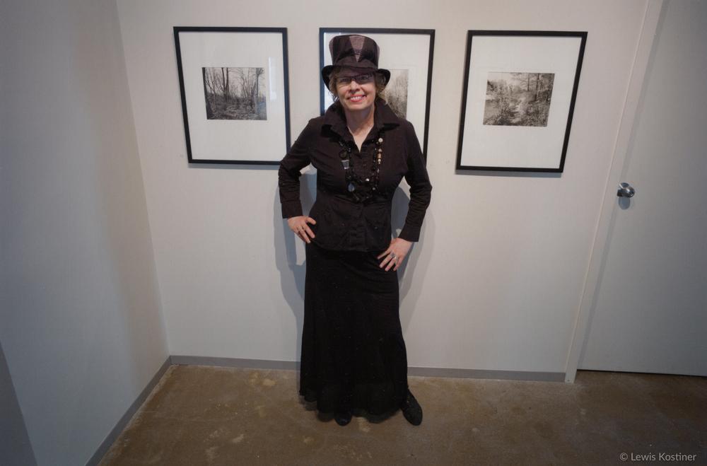 Marilyn Zimmerwoman, Daiter Gallery, 2012