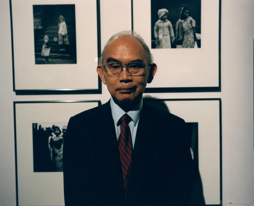 Yasuhiro Ishimoto, Gallery 312, Chicago, 1996