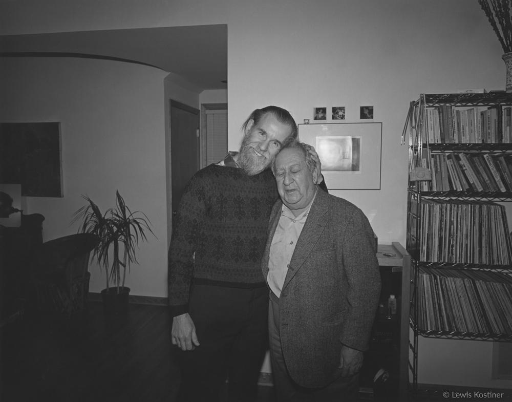Joe Jachna & Aaron Siskind, 1980