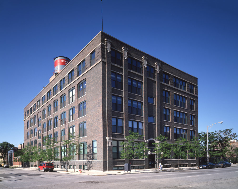Union Park Lofts, 1327 W. Washington, 1991