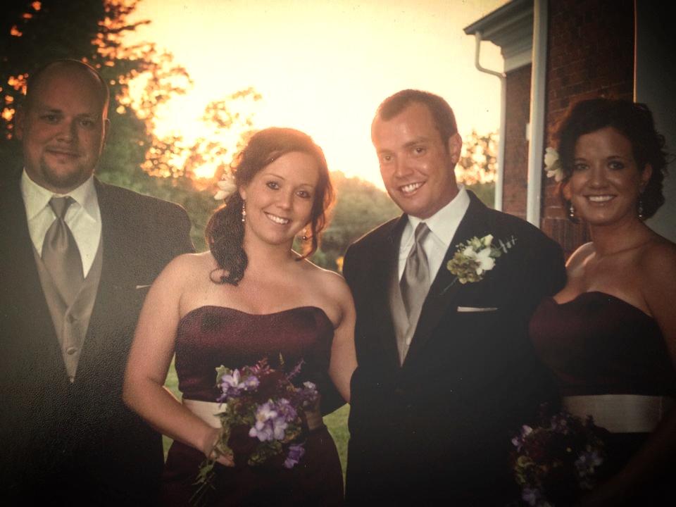 (left to right) Matt, Suzanne, Will, Allison