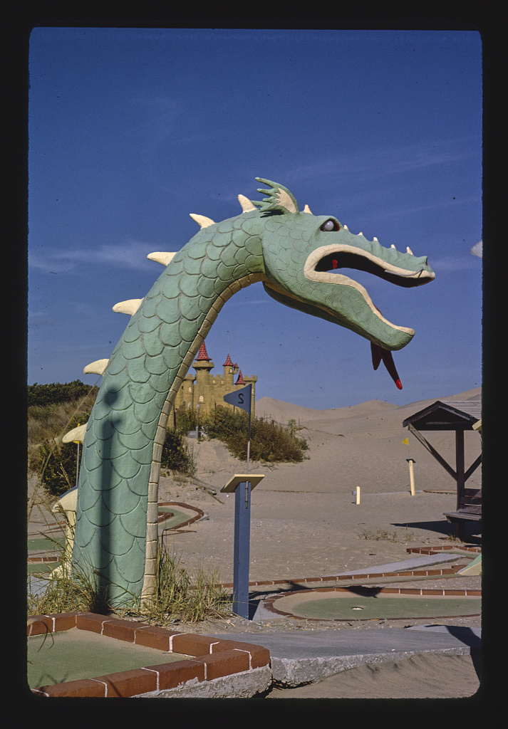 John Margolies Roadside America photograph archive (1972-2008), Library of Congress, Prints and Photographs Division.