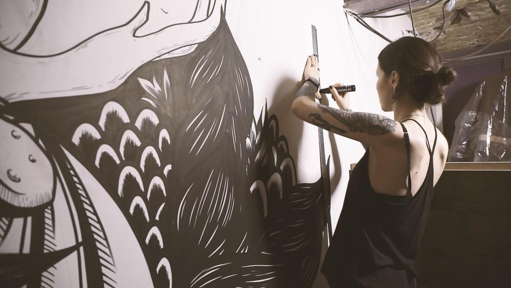 Screenshots from the upcoming short film of my process: Jake Betteridge, Matchclip