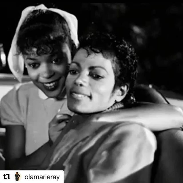 #Repost @olamarieray  Happy 60th Birthday my Love#Thriller#MJ Fans#LA#Worldwide
