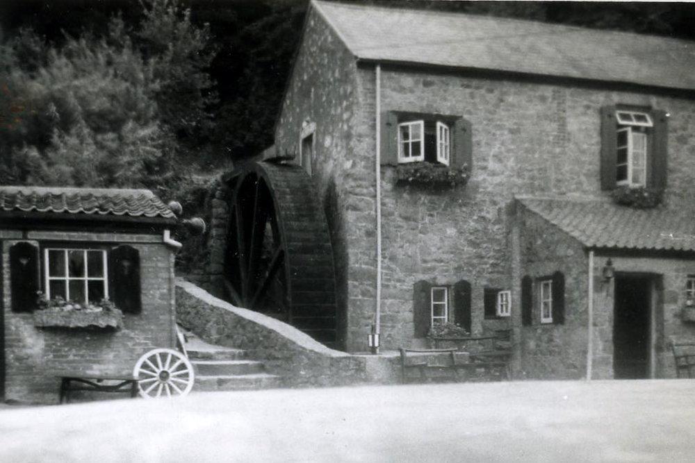 Moulin de Lecq, 1961