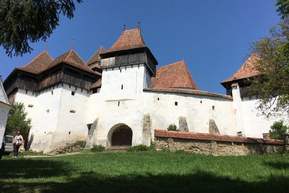 Viscri Fortified Saxon Church