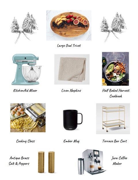 Kitchen Gift Guide