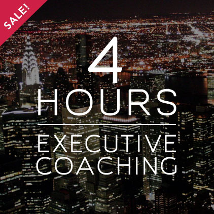 4 Hours Of Executive Coaching