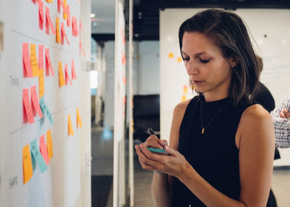 As a design researcher with roots in documentary film, I look to connect with people, design for their needs, and share their stories. I fully believe that post-it notes, a fresh box of sharpies, and snacks are necessary ingredients for success, as well as staying humble and hungry to learn. -