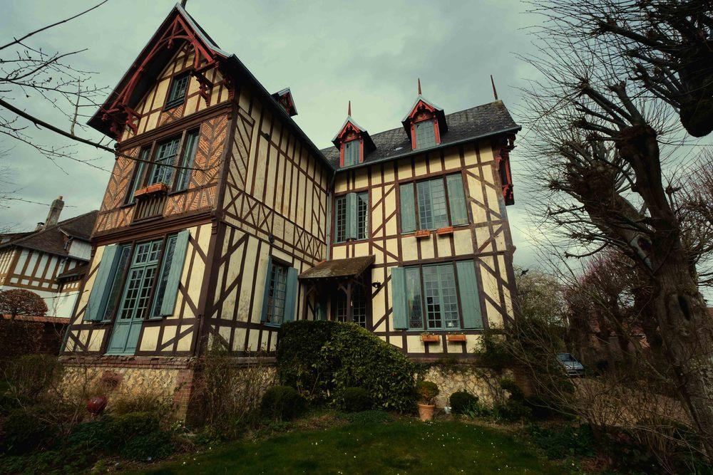 Forges-les-Eaux, Normandie.