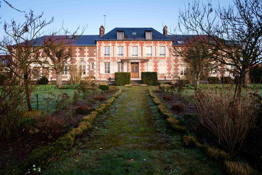 Le Clos Florésine, maison familiale depuis cinq générations.