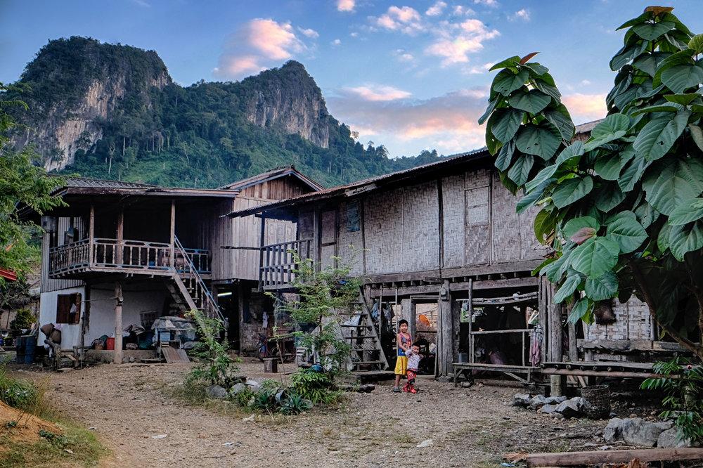 Au revoir, Laos.