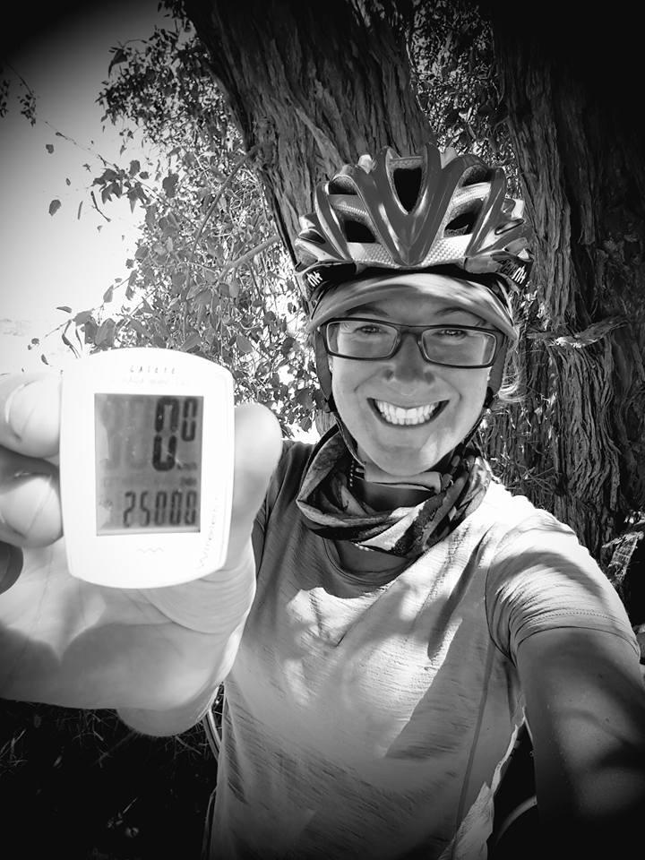 Faith, à son 25 000e kilomètre. (photo fournie)