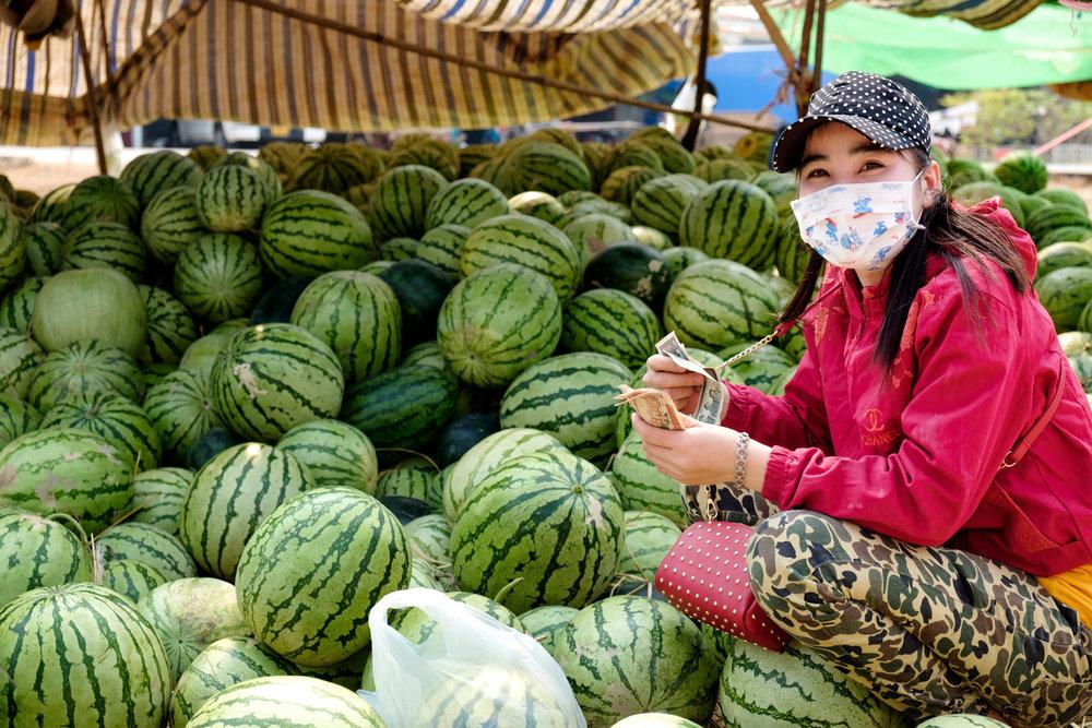 Melons quelqu'un ?!