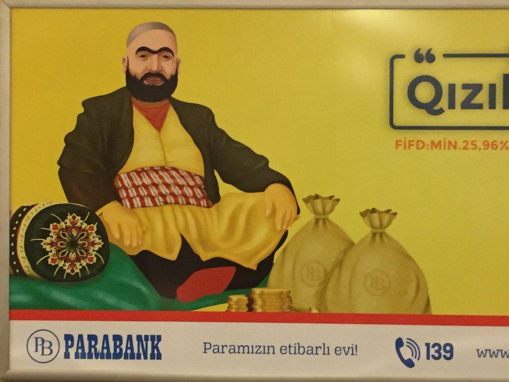 La banque d'Ali Baba et ses 40 bitcoins (spécialisée en monosourcil).