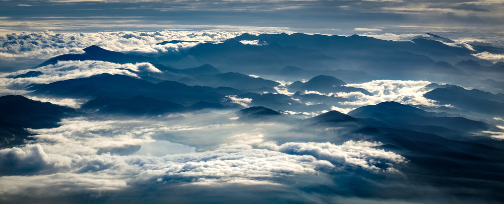 L'incroyable paysage autour de Fuji.