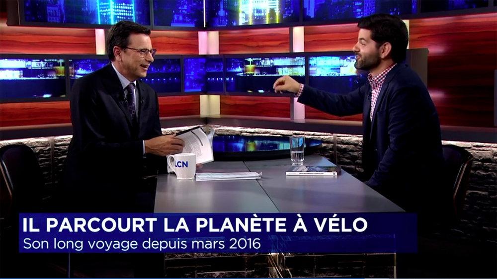 Denis Lévesque - Une belle et longue entrevue avec le populaire animateur de TVA.