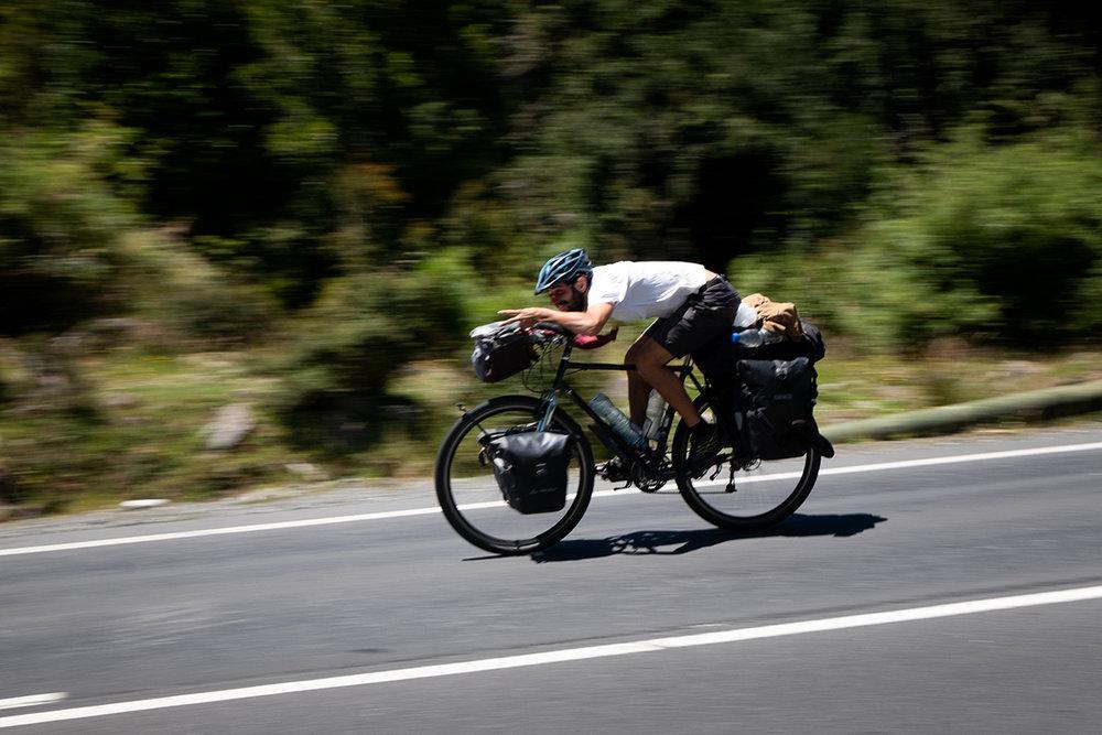 Davide « Pasco » Pasqualetto lancé une fois de plus à pleine vitesse !