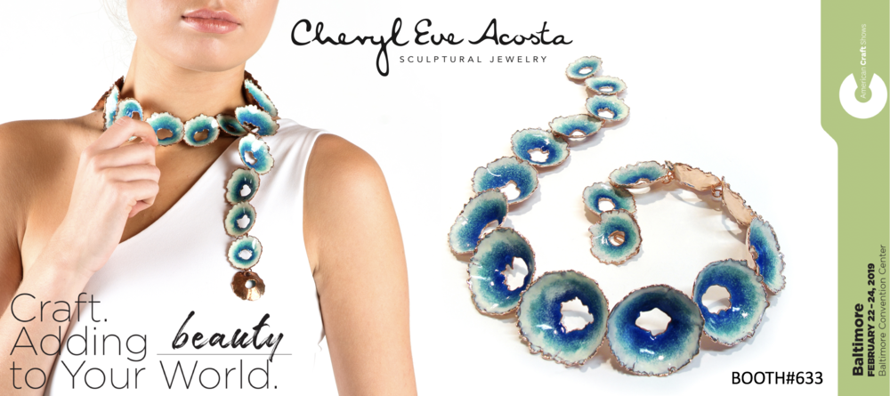 Events Cheryl Eve Acosta Sculptural Jewelry