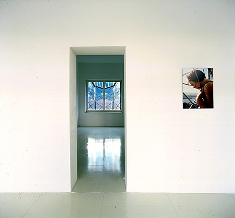 Installation views, Galerie Otto Schweins, Cologne (2000).