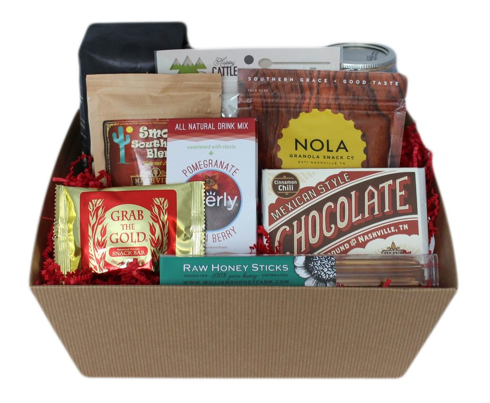 Healthy Goods Basket