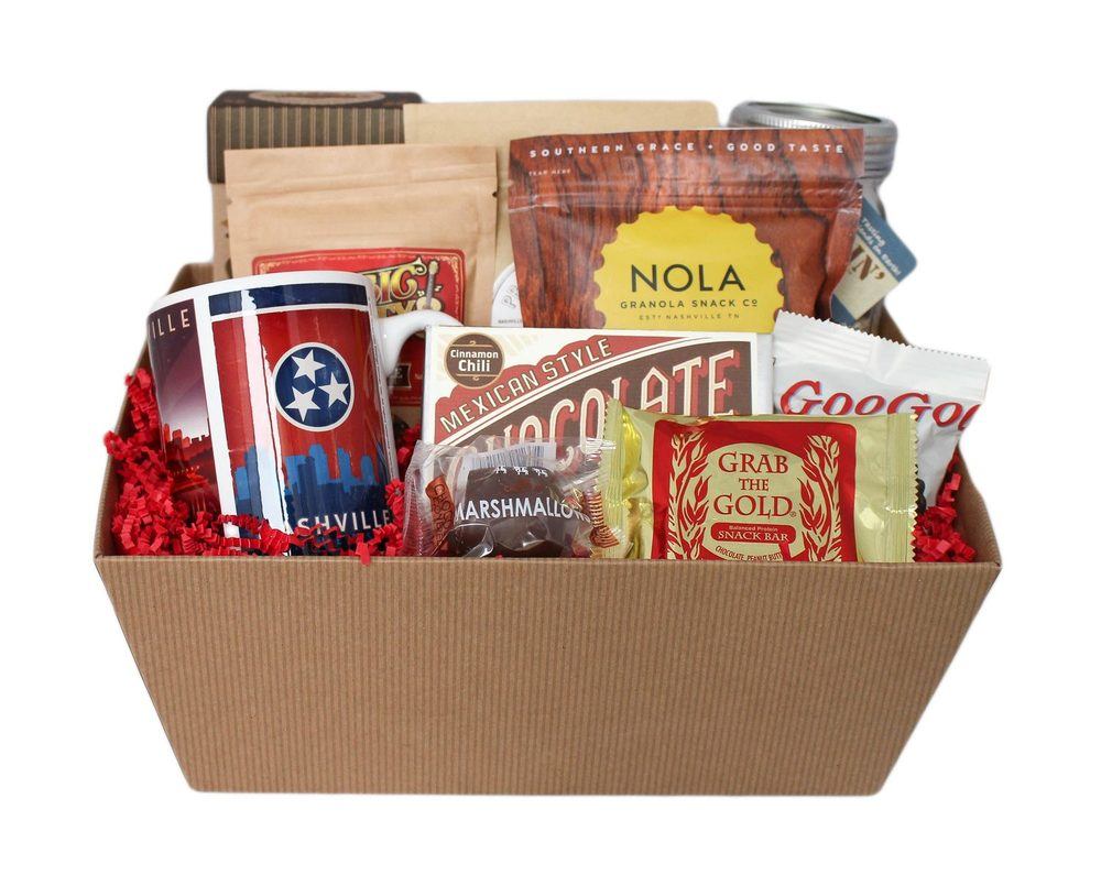 Gourmet Music City Basket