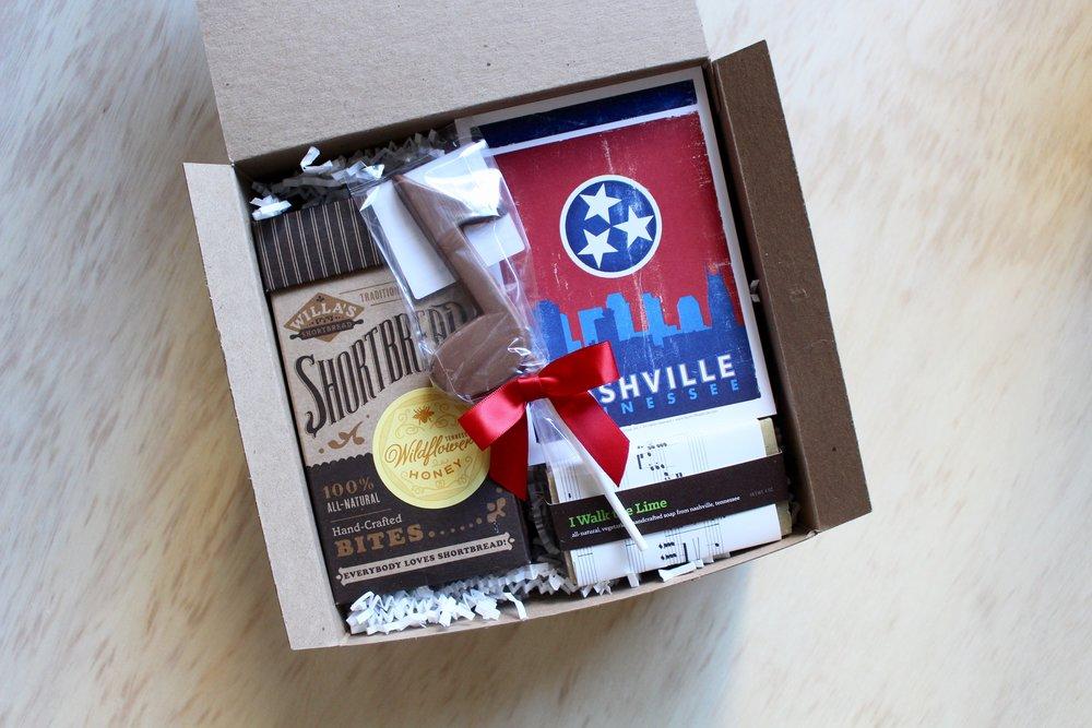 Nashville Gift Box