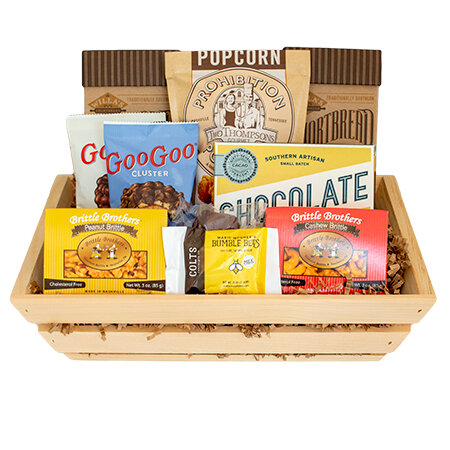 Made in Nashville Gift Basket — High Note Gifts