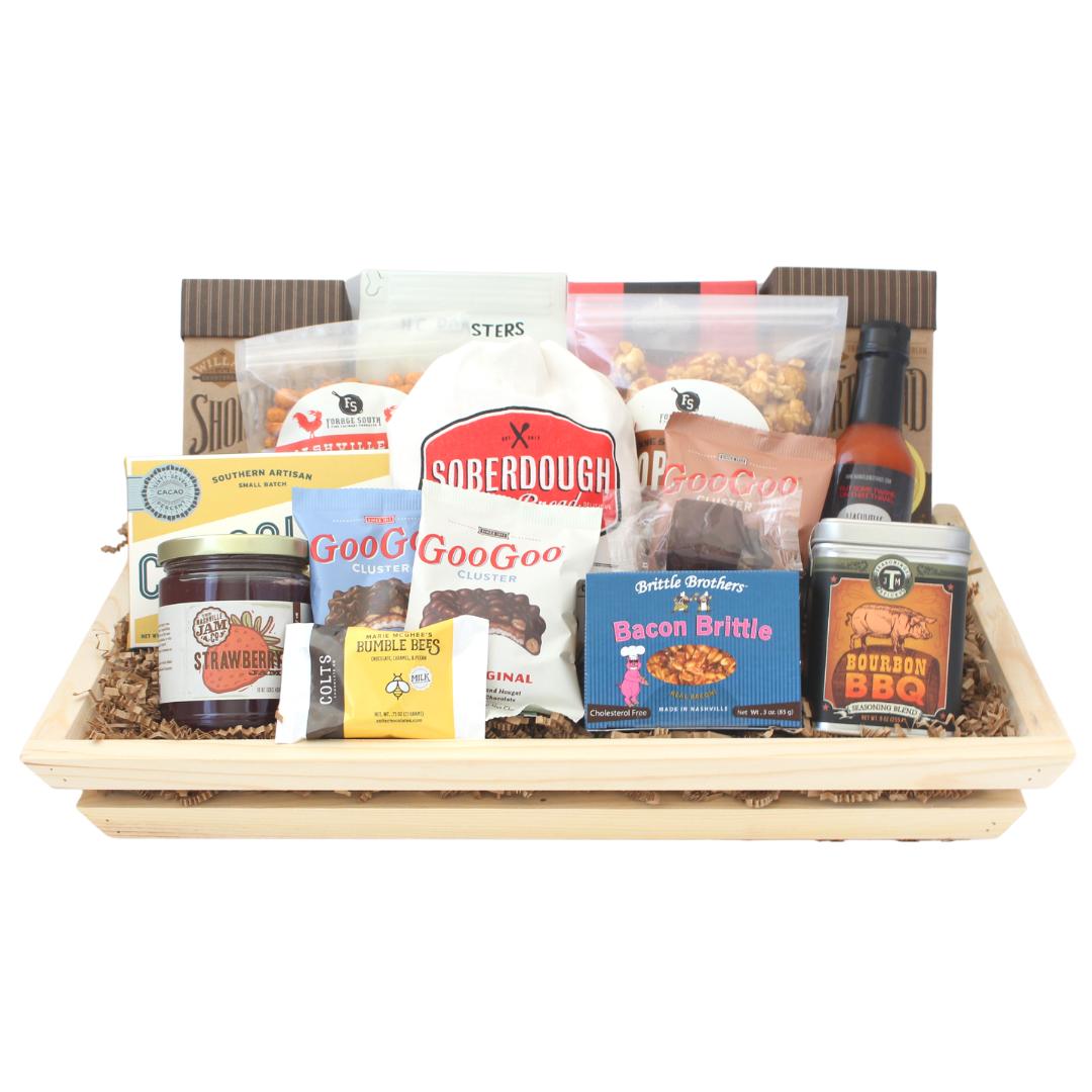 Signature Nashville Gift Basket — High Note Gifts